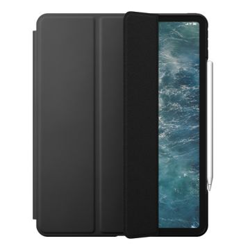 Rugged Folio PU iPad Pro 12.9 (2020) Gris