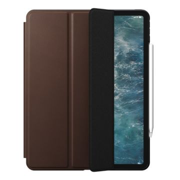 Rugged Folio iPad Pro 12.9 (2020) Marron