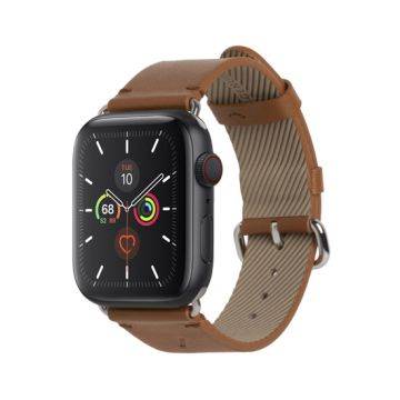 Bracelet Classic Apple Watch 42/44mm Marron