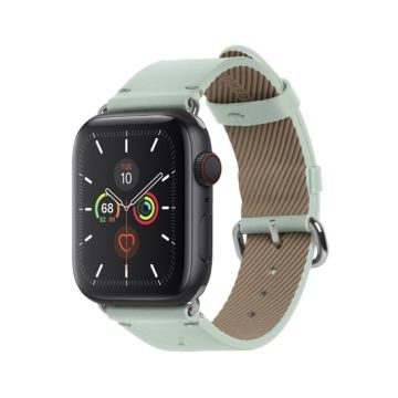 Bracelet Classic Apple Watch 42/44mm Vert