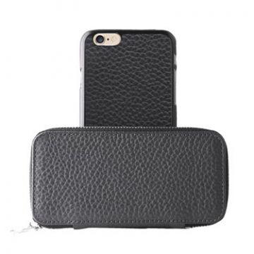 Business Folio iPhone 6/6S Gris