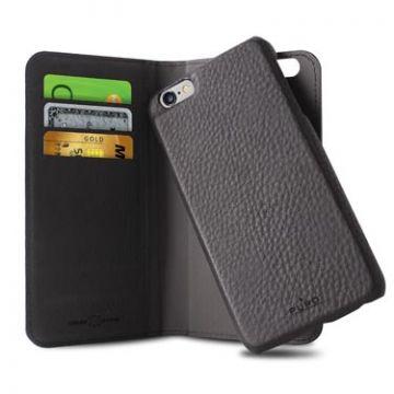 Portfolio détachable iPhone 6 Plus/6S Plus Noir
