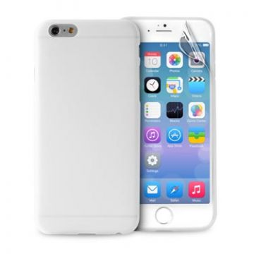 Cover 0.3 Ultra Slim iPhone 7 Transparent Mat/Poli