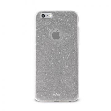 Shine Cover Silver iPhone 7 Plus