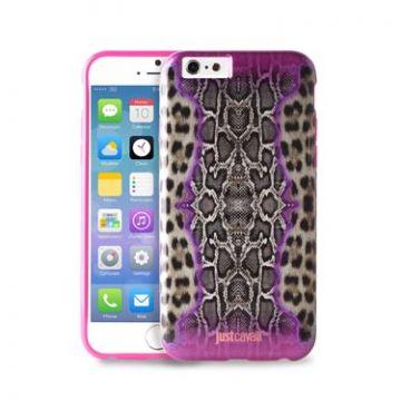 Python Leopard Case iPhone 6/6S Rose