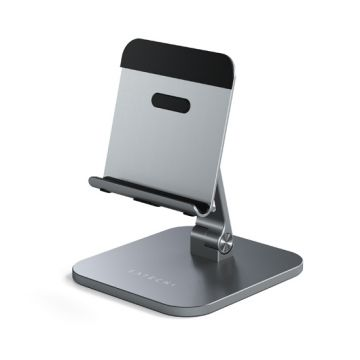 Aluminium stand for iPad