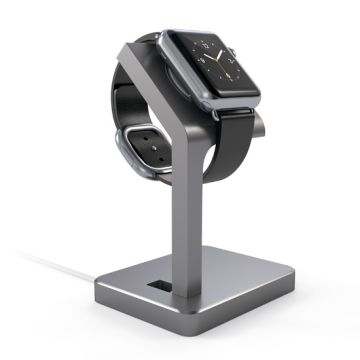 Charging stand for Apple Watch Space Gray