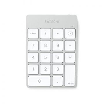 Slim Wireless Keypad Silver