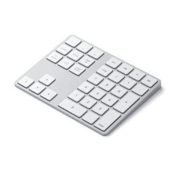 Extension de clavier sans fil Argent