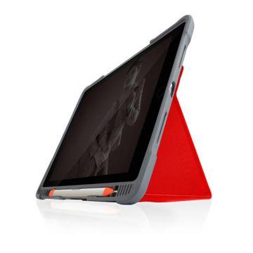 Dux Plus Duo iPad 10.2 (2019/20/21 - 7/8/9th gen) Rouge