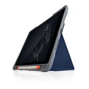 """Dux Plus Duo iPad Air/Pro 10.5"""" Bleu Nuit"""