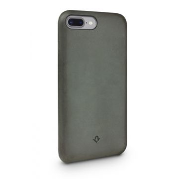 Relaxed Leather iPhone 7Plus/8Plus Vert