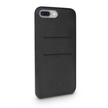 Relaxed Leather iPhone 7Plus/8Plus Black