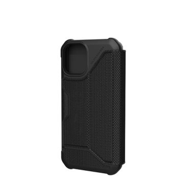 Metropolis iPhone 12 Mini Kevlar Black