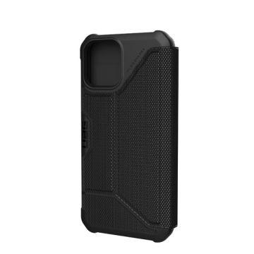 Metropolis iPhone 12 & iPhone 12 Pro Kevlar Noir