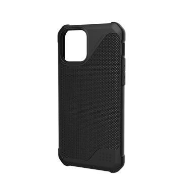 Metropolis LT iPhone 12 & iPhone 12 Pro Kevlar Noir