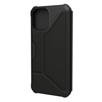 Metropolis iPhone 12 Pro Max Black PU