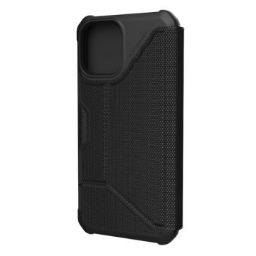 Metropolis iPhone 12 Pro Max Kevlar Black
