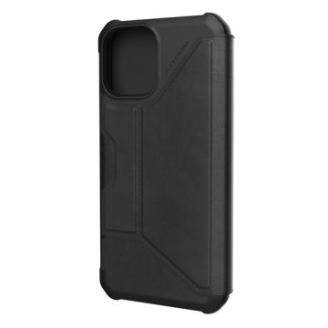 Metropolis iPhone 12 Pro Max Leather Black