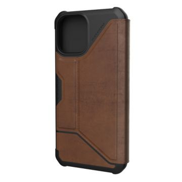 Metropolis iPhone 12 Pro Max Leather Brown