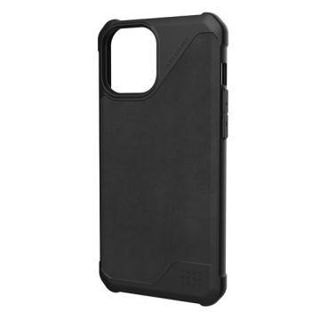 Metropolis iPhone 12 Pro Max LT Cuir Black