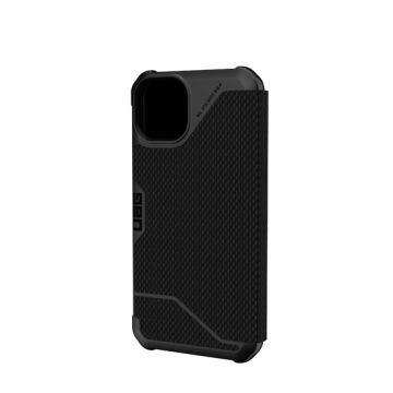 Metropolis iPhone 13 Pro Kevlar Noir