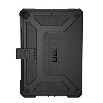 Metropolis iPad 10.2 (2019/20/21 - 7/8/9th gen) Noir Polybag