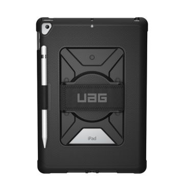 Metropolis with Hanstrap iPad 10.2 (2019 - 7th gen) Black