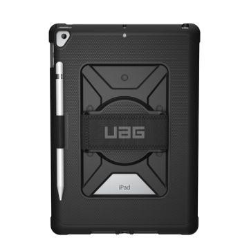 Métropolis Handstrap iPad 10.2 (2019/20/21 - 7/8/9th gen) Noir