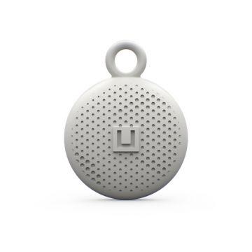 [U] Dot Keychain AirTag Marshmallow