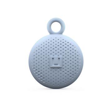 [U] Dot Keychain AirTag Soft Blue