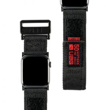 Bracelet Apple Watch 38/40 Active Noir
