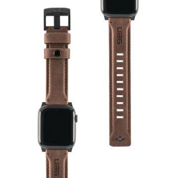Bracelet Apple Watch 38/40 Leather Marron