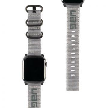 Bracelet Apple Watch 38/40 Nato Gris
