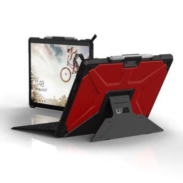 Metropolis Surface Pro X Rouge