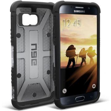Composite Case + Verre de protection Samsung Galaxy S6 Gris