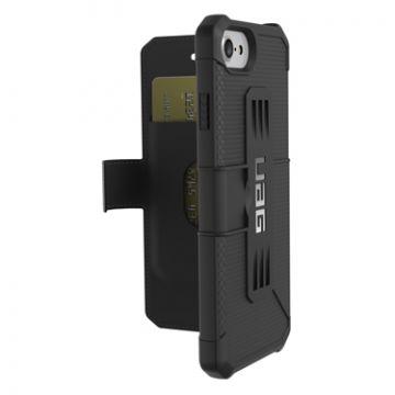 Folio Case iPhone SE2/8/7/6S Black