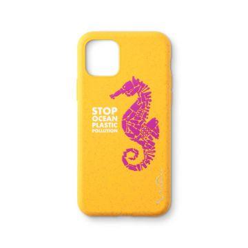 Stop Ocean Plastic iPhone 11 Seahorse