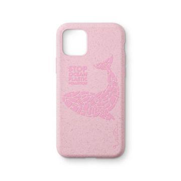 Coque ton sur ton iPhone 11 Pro Whale
