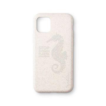 Coque ton sur ton iPhone 11 Pro Seahorse