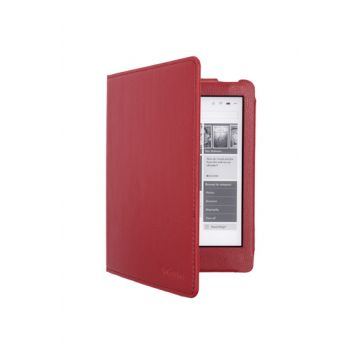 Cover Luxe Kobo Aura Edition 2 Rouge