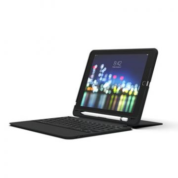 Coque Clavier Slim Book Go iPad 9,7""