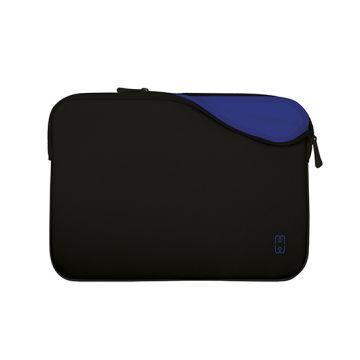 Housse MBP/A 13 (USB-C) Noir / Bleu Electrique