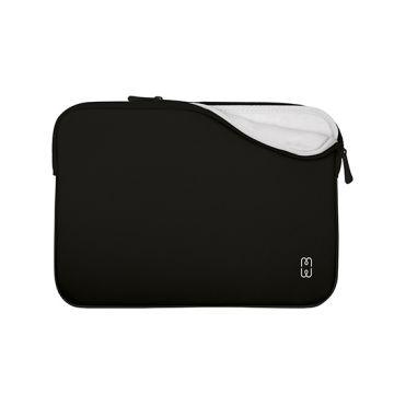 Housse MBP/A 13 (USB-C) Noir / Blanc