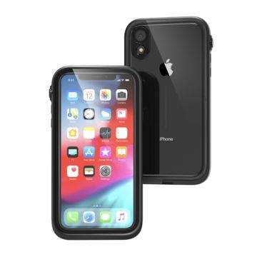Coque Waterproof iPhone XR Noir