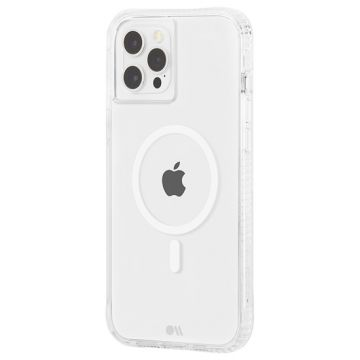 Case iPhone 12 Pro Max Tough Clear (MagSafe)