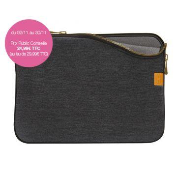 "Housse MacBook Pro 15"" Denim Dark Grey"