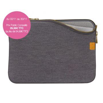"Housse MacBook Pro/Air 13"" Denim Grey"