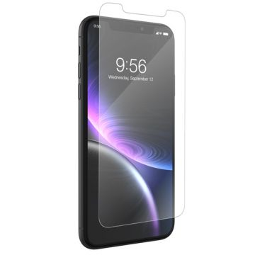 InvisibleShield Glass+ pour iPhone XR